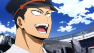 Inasa Yoarashi happy about the remedial course