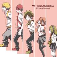 My Hero Academia 3rd Soundtrack