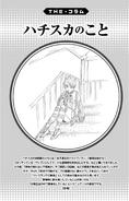 Volume 4 (Vigilantes) Column Kuin Hachisuka