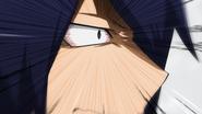 Tamaki Amajiki's glare