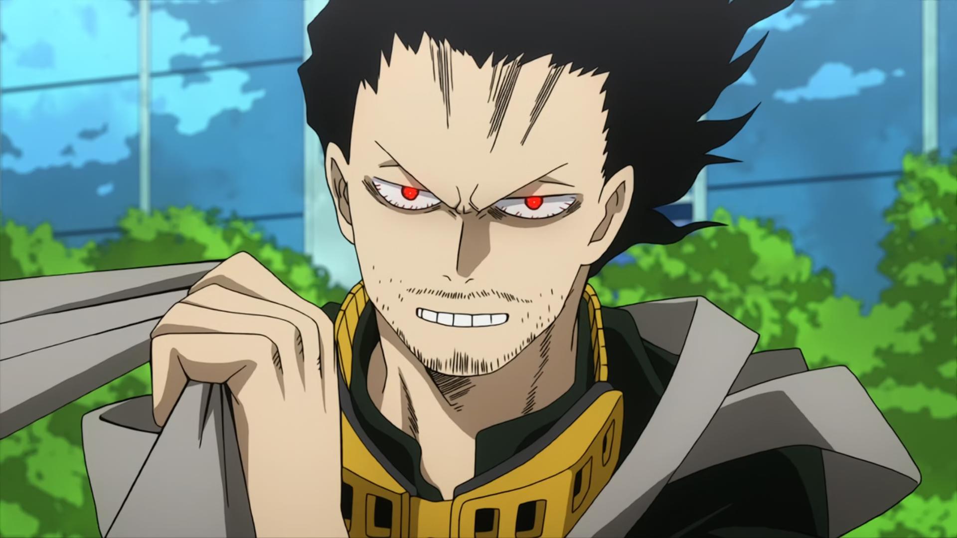 anime Shota Aizawa Erasure Hero my hero academia pro hero Eraser Head bear