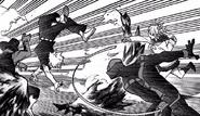 Katsuki Bakugo vs League of Villains