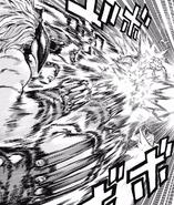 Strongarm Quirk (Manga)
