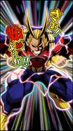 All Might Upgrade Character Art 3 Smash Rising