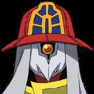 Backdraft anime portrait