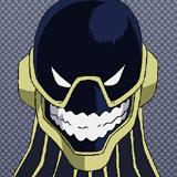 Ectoplasm Anime Portrait