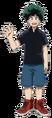 Izuku Midoriya casual profile