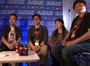 Hideyuki Furuhashi, Betten Court and Tetsuya Sato