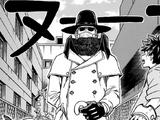 Izuku Midoriya vs. Danjuro Tobita