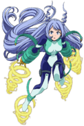 Nejire One's Justice 2 Artwork