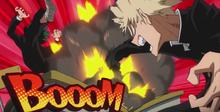 Izuku bullied by his classmates (Anime)