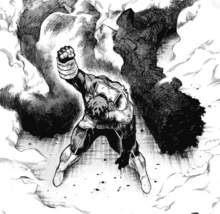 Endeavor stands victorious