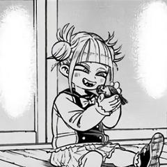 Himiko da bambina.