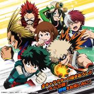 My Hero Academia 2018 Poster 2