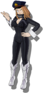 Camie Utsushimi One's Justice 2 Design