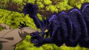 Chimera punches Dark Shadow