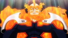 Endeavor is the new number 1 hero
