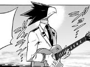 Fumikage Tokoyami guitarist