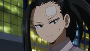 Momo disagrees with saving Katsuki