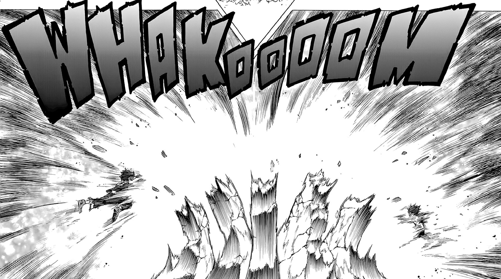 Shoto and Izuku's Power Collision