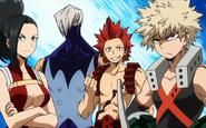 Survival Training Team B