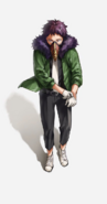 Overhaul Illustration by Yoco Akiyama