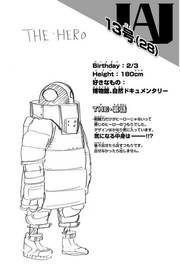 Thirteen Volume 2 Profile