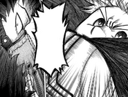 Mirio Togata attacks Kai Chisaki