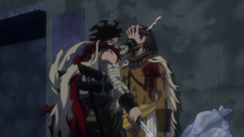 Stain defeats Native