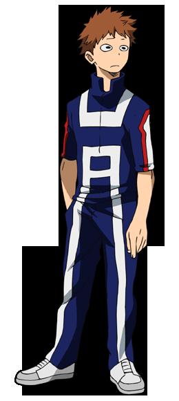 Kousei Tsuburaba Anime Profile