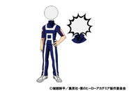 Manga Fukidashi TV Animation Design Sheet