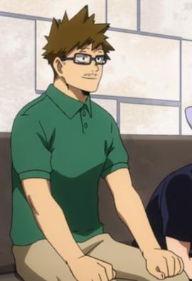 Masaru Bakugo anime
