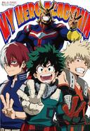 My Hero Academia 2018 Poster