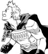 Mirio Togata Volume 17