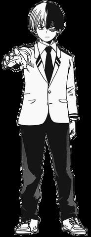File:Shoto Todoroki Manga Render.png