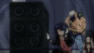 Kyoka's sonic attack