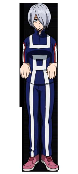Reiko Yanagi Uniforme
