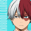 1Shouto Todoroki Portrait