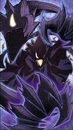 Fumikage Tokoyami Character Art 4 Smash Tap