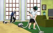 Izuku and Katsuki house arrest