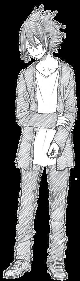 Tamaki Amajiki civil