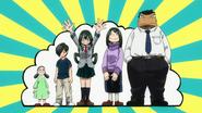 Tsuyu's Froggy Family