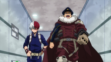 Inasa talking with Shoto