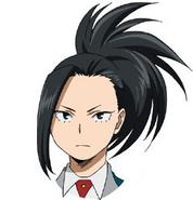 Momo Yaoyorozu FACE