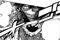 Dabi clashes with Geten