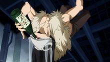 Deidoro Sakaki (Anime)