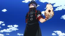 Seiji holds Eijiro