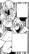 Reiko Yanagi Manga Hero Costume