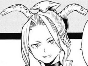 Snake Hair