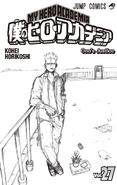 Volume 27 Jin Bubaigawara Sketch